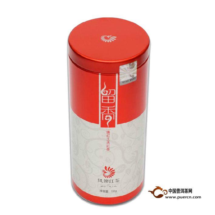 2013年凤牌滇红留香 150克