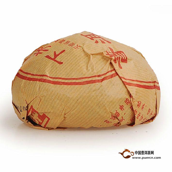 2013年下关销法沱(熟茶)250克