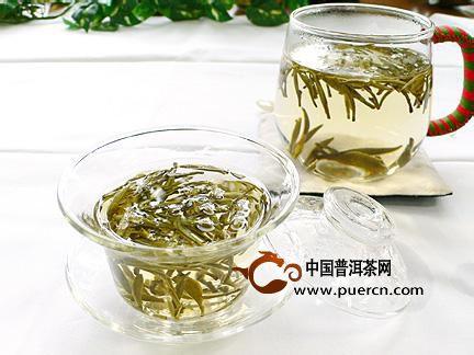白毫银针工艺茶
