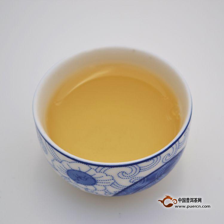 2013年老同志缘和普洱茶(生茶) 357克