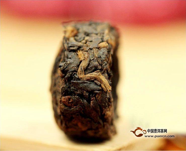 2014年下关子珍尚品小沱茶熟茶 6
