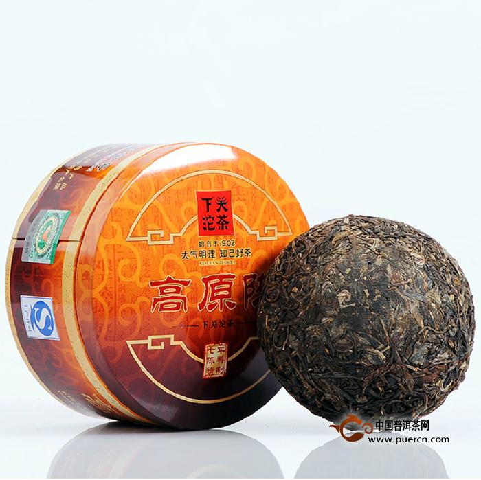 2014年下关高原陈沱茶3