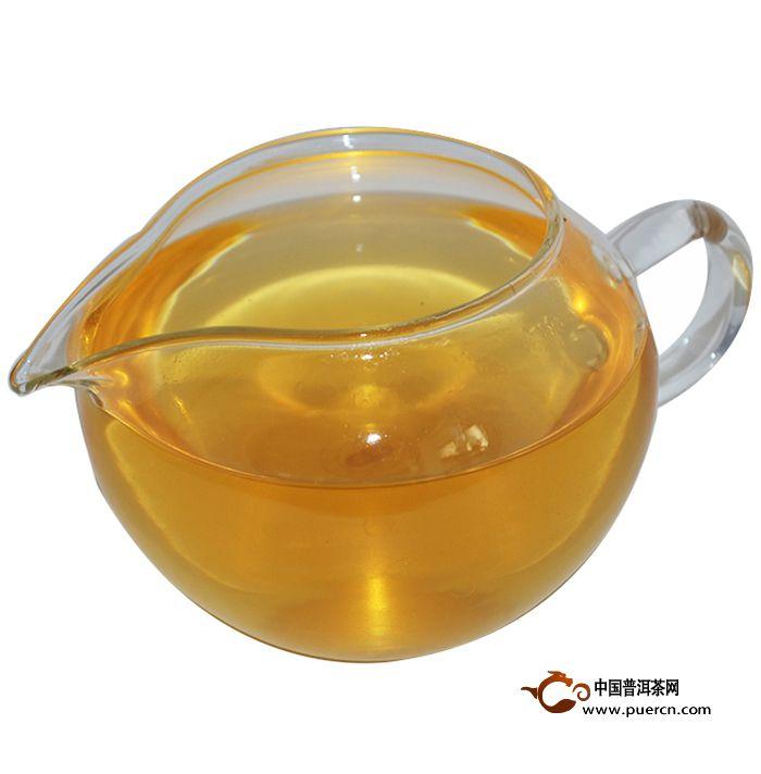 2014年云章大富赛古树茶5