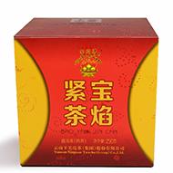 2014年下关宝焰紧茶(熟茶)250克