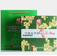 2014年下关七子饼礼盒(熟茶)357克