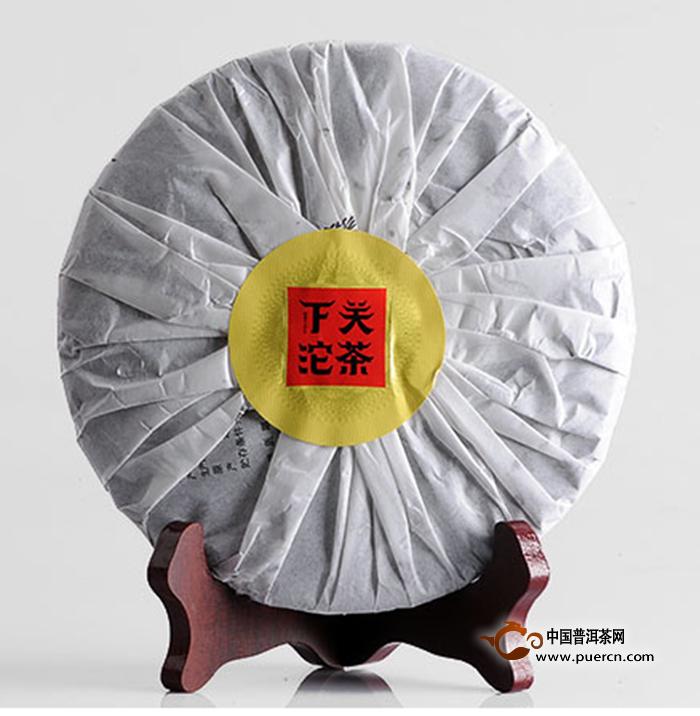 2014年下关七子饼礼盒熟茶6