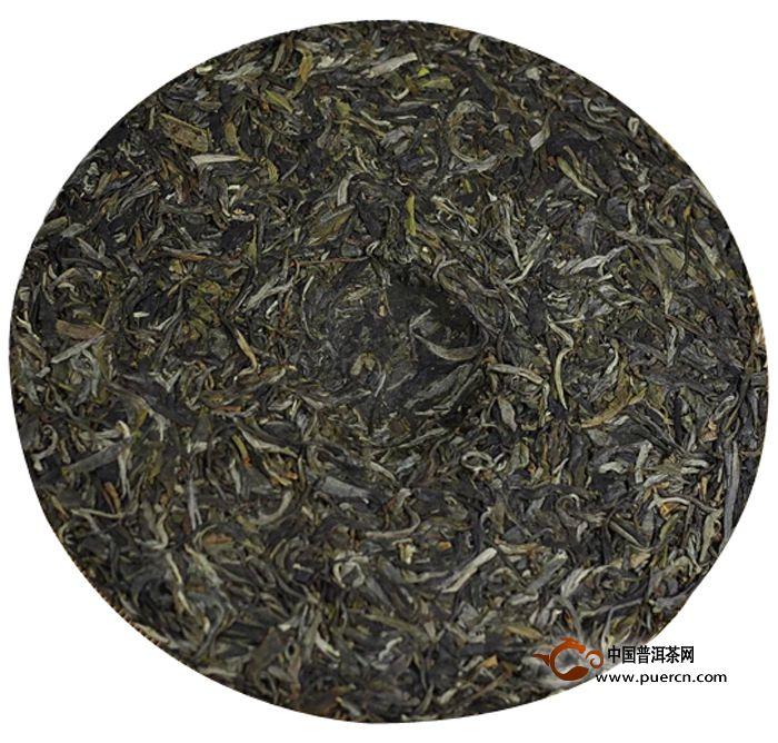 2014年老同志玉寿神韵生茶500克5