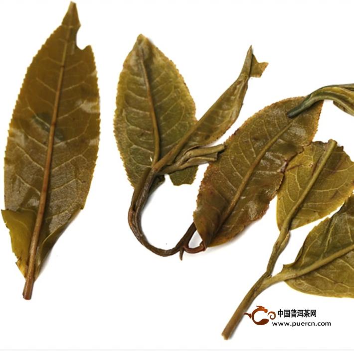 2014年书剑麻黑古树逍遥丹生茶8克3