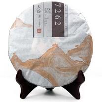 2014年大益7262 1401批(熟茶)357克