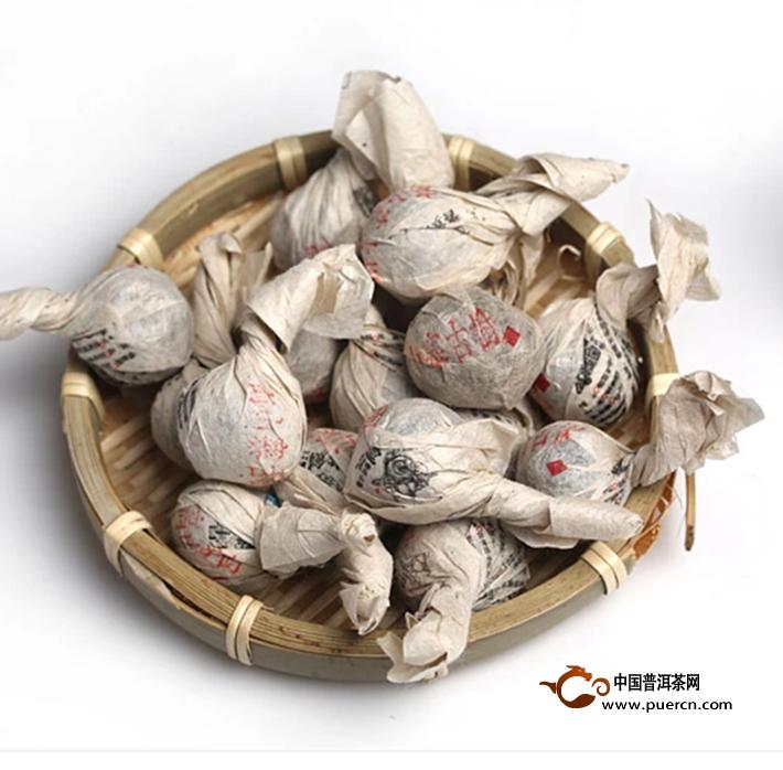 2014年书剑高山寨逍遥丹生茶1