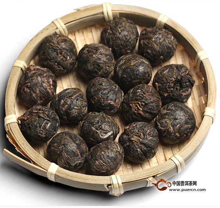 2014年书剑高山寨逍遥丹生茶2