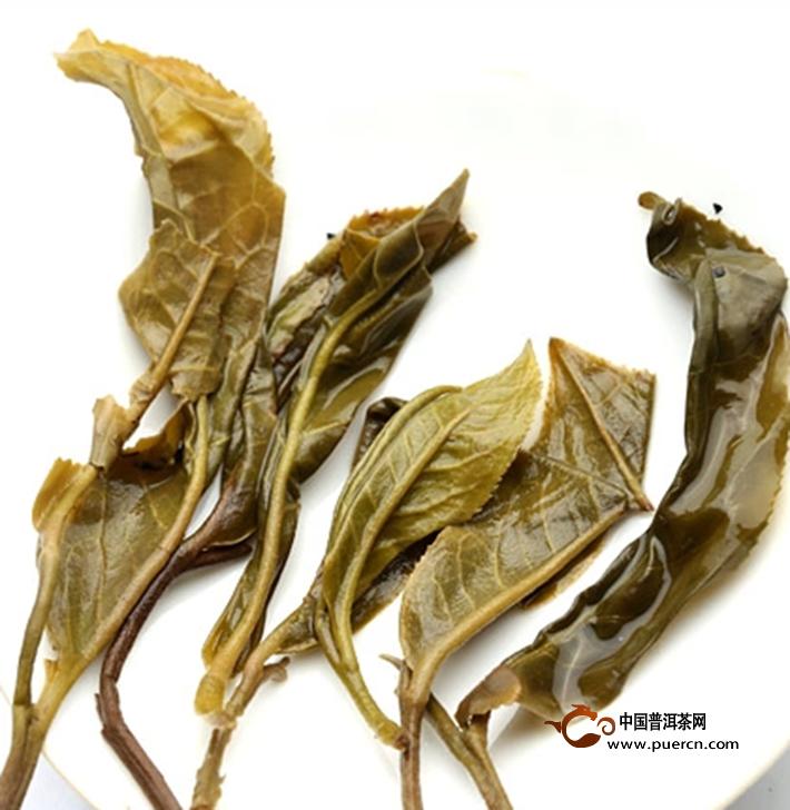 2014年书剑落水洞古树逍遥丹(生茶)8克