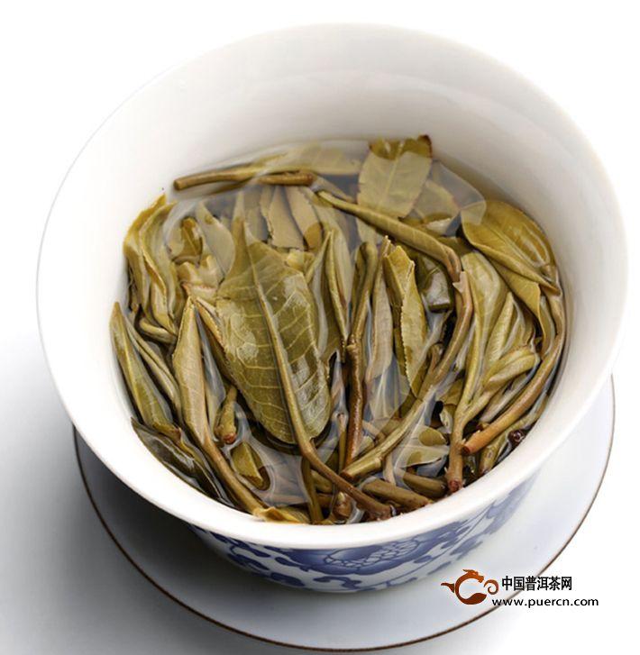 2014年书剑巴达山章朗散茶生茶3