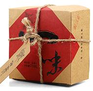 2014年书剑刮风寨古树一味散茶(生茶)100克