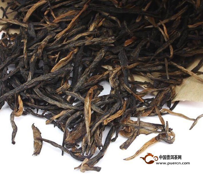2014年凤牌滇红经典58(纸袋装)200克