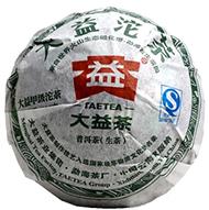 2013年大益甲级青沱301批(生茶)100克