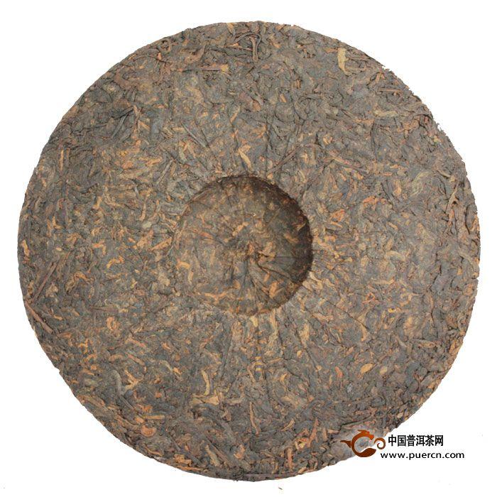 2012年龙润如意熟茶 4