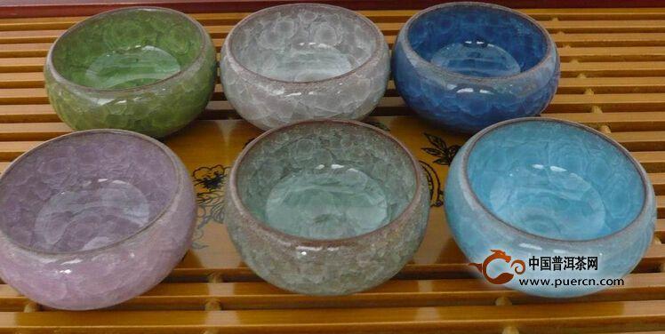 了解冰裂茶具的特点 - 茶具知识 - 中国普洱茶网,www.