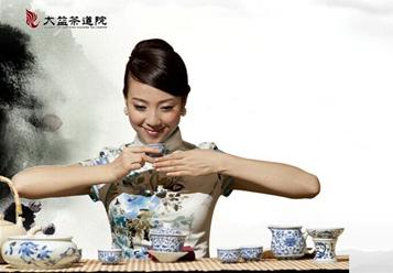 大益茶道与基础茶式