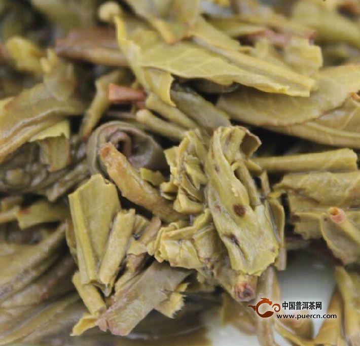 2013年龙润生茶熟茶357克4