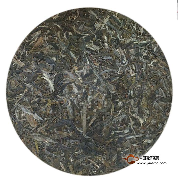 2014年陈升号巴达山(生茶)357克