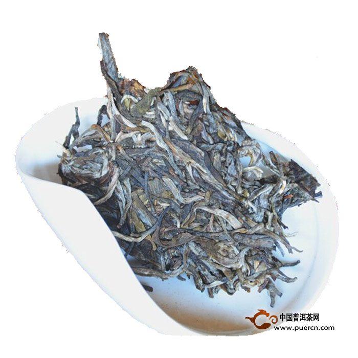 2013年天弘龙印真境生茶 400克