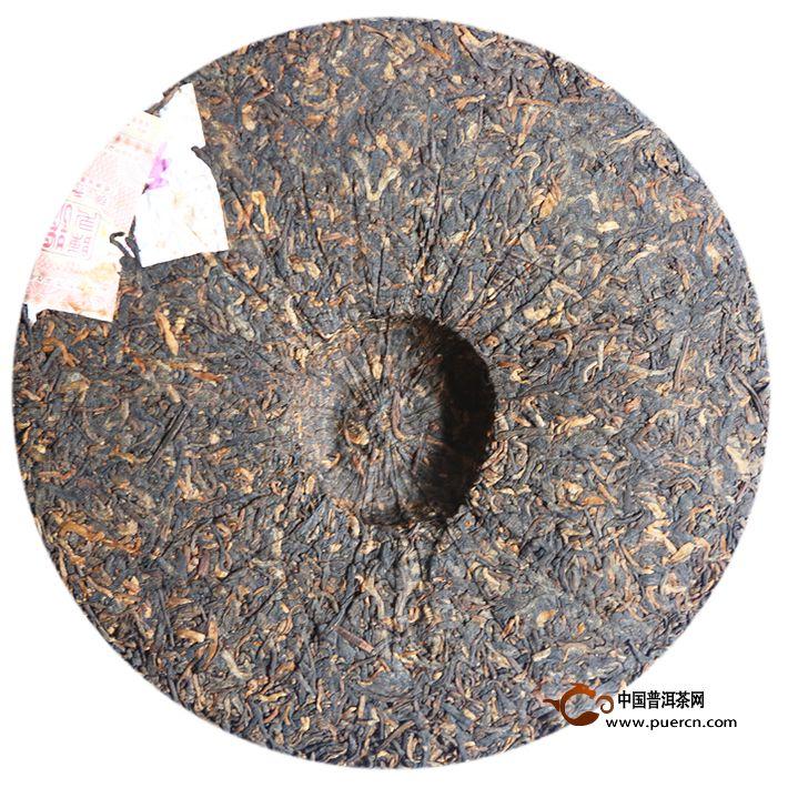 2014年陈升号和茶 熟茶 357克