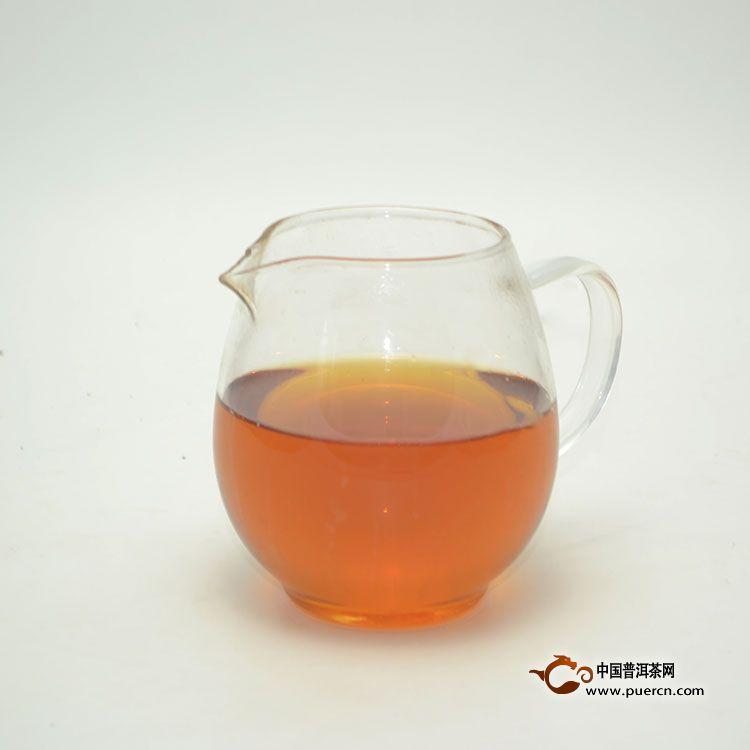 [品评]2014年福元昌古树滇红100克
