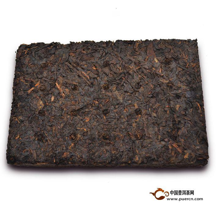 2014年中茶7581单片装(熟茶)250克