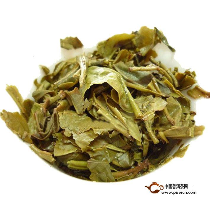 2008年龙润昌宁50周年纪念茶(生茶)357克