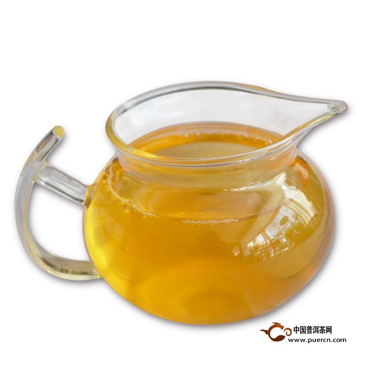 2014年中茶牌经典7541(生茶) 357克