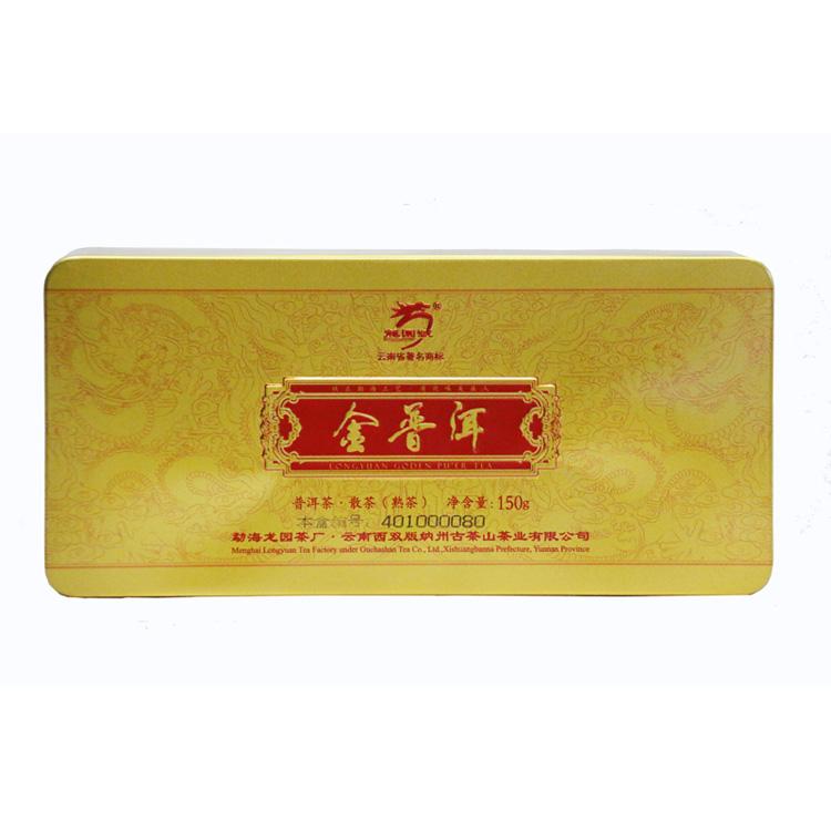 2014年龙园号金普洱(熟茶) 150克
