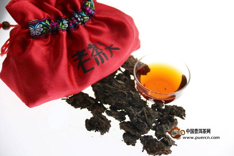 2014年老茶头(熟茶)