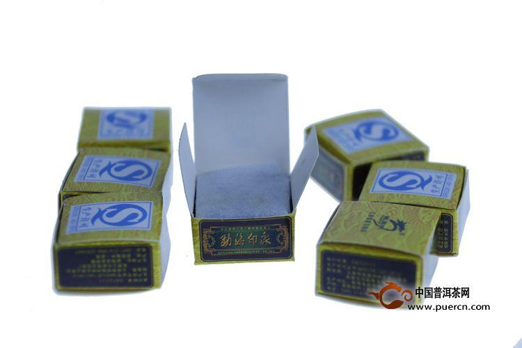 2013年龙园号勐海印象普洱茶紧压茶(生茶)480克
