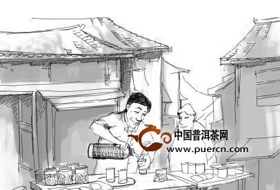 【段子楼】青年问禅师系列之大碗茶