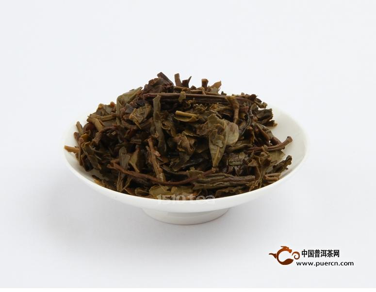 2013年易武正山老树沱茶品评