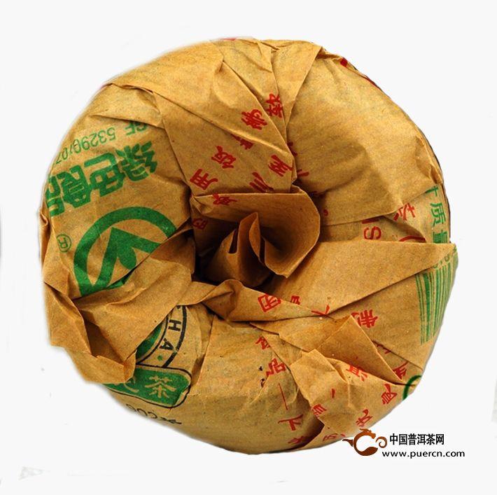 2011年下关甲级沱便装(生茶)100克