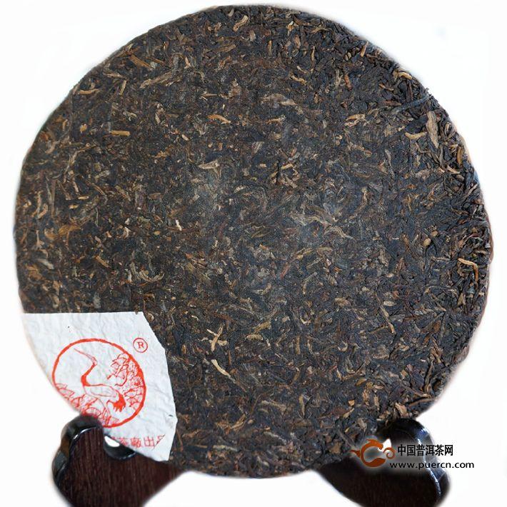 2004年下关8653泡饼(生茶)357克
