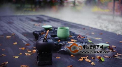 中国茶道的内涵与禅语