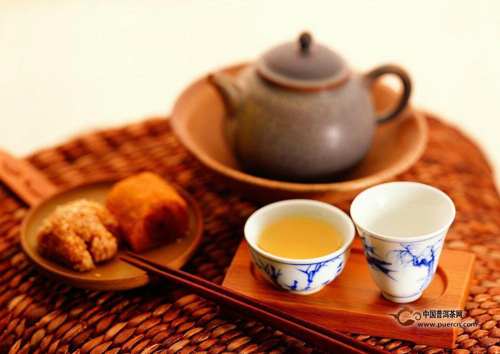 今年部分普洱茶的价格暴跌