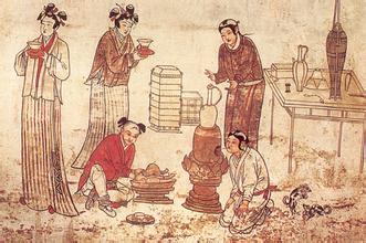 福鼎市向张天福赠送第二届福鼎白茶民间斗茶赛金奖白茶作为贺礼