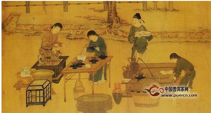 中国历史上的十大茶诗
