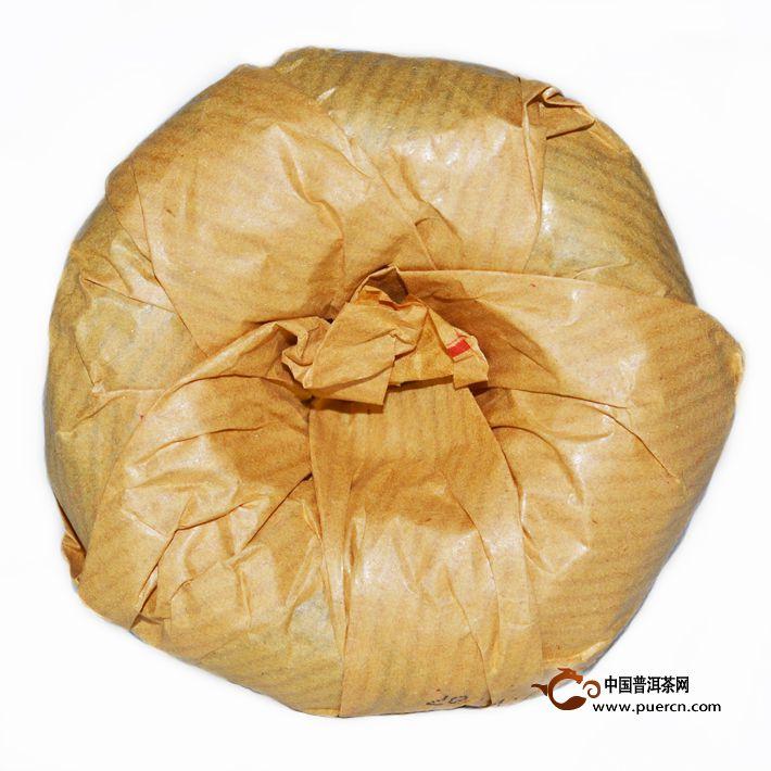 2011年下关销法沱盒装(熟茶)100克