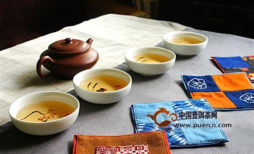 茶叶干泡法,极简主义新茶道