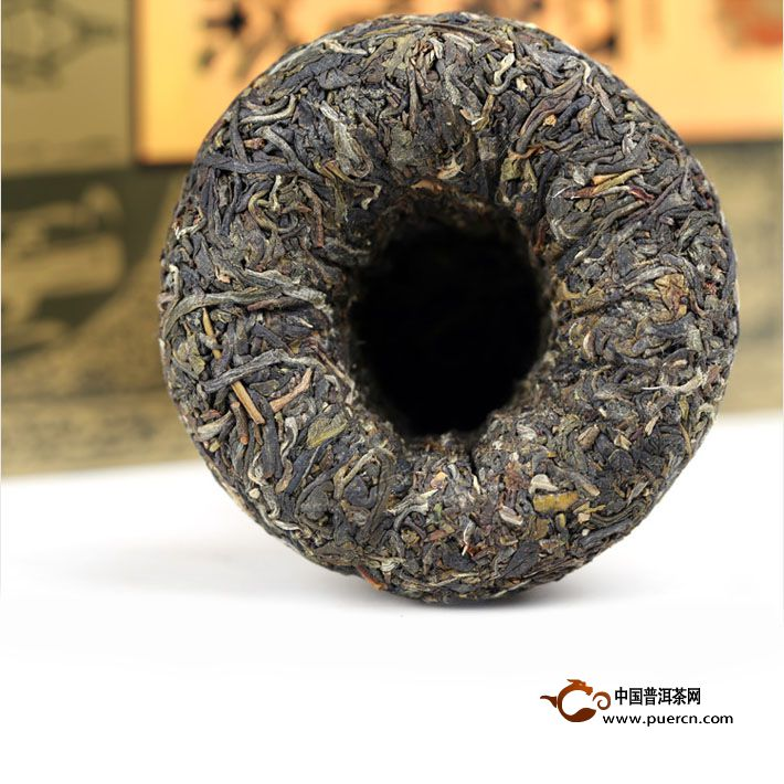 2014年下关 云南沱茶礼盒 生茶 125克*2/盒
