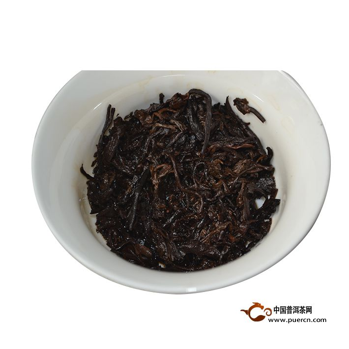2014年老同志十五陈香 熟茶 357克