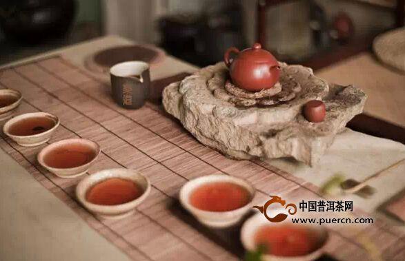 唐诗里的茶文化
