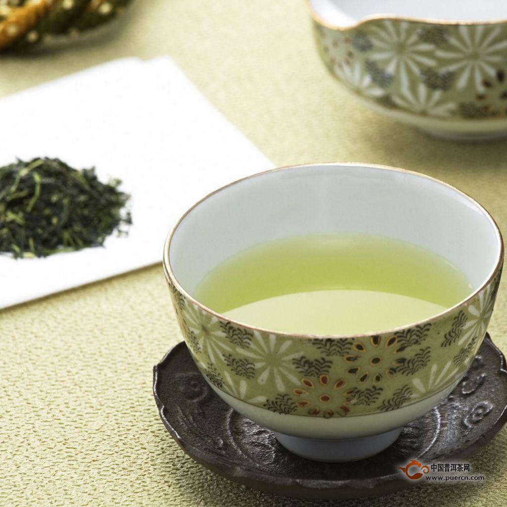 品鉴茗茶可分为四个步骤