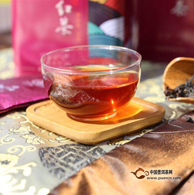 2014年中茶紫茗红茶50克