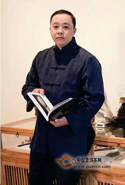 云南昌泰茶业集团董事长陈卫:我为中式文化代言 以品为上